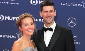 Novak djokovic, competing in the 2019 u.s. The Untold Truth Of Novak Djokovic S Wife Jelena Djokovic Thenetline