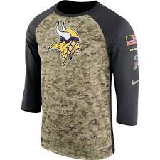 Details Nike 2017 To 4 Service Vikings Nfl Dri-fit T-shirt Sideline About Minnesota Salute 3 The Brand New Orleans Saints