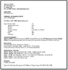 What Do Resumes Look Like 14 2017