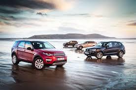 BMW 3 Series xc60 vs bmw x3 : Land Rover Discovery Sport vs BMW X3, Volvo XC60 and Hyundai Santa ...