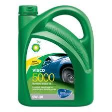 <b>Моторное масло BP Visco</b> 5000 5W-30 4 л — купить в интернет ...