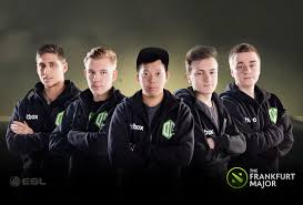 the frankfurt major champions dota 2