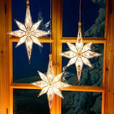 Led Fensterdeko Winterstern