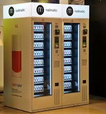 Girl Vending Machine Custom In Five Locations Around Paris Girls Can Buy Amazing 48 Shades Of