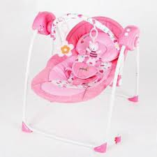 brand baby electric rocking chair bb coax sleeping lounge baby cradle swing rocking chair intl