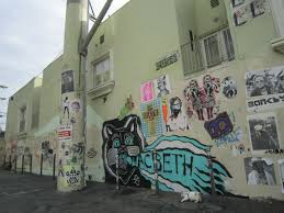 street art vs graffiti on the streets of los angeles global ever