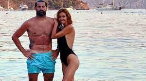 Taytlı tulumuyla poz veren Volkan Demirel'in eşi amuda kalktı! Paylaşımına  beğeni yağdı - Haberler Spor