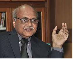 NEW DELHI: 04/03/2011: Dr. Ratan Kumar Sinha, Director, Bhabha Atomic Research Center (BARC) during an interview to The Hindu. Photo: V.V.Krishnan - Ratan-Kumar-Sinha
