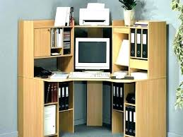 desk units for home office. Corner Desk Units Home Desks With Shelves Office Unit Wood Storage . For