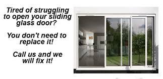 residential sliding glass door repairs brisbane