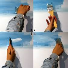 how do you paint clouds using acrylic or oil paints