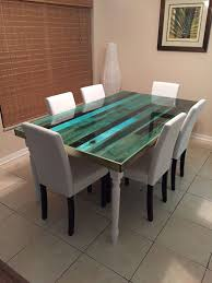 best 25 table top ideas on resin table top