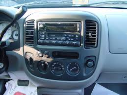 2001 2007 ford escape and mercury mariner car audio profile ford escape factory stereo