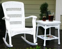 wicker rocking chair resin wicker rocking chair canada