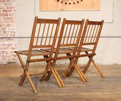 set of folding chairs. Vintage Set Of Three Tandem Stadium Folding Chairs, Seats, Bench For Sale At 1stdibs Chairs L