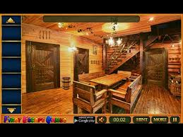 Wooden House Escape Game Walkthrough Cool Stylish Wooden House Escape Soluce YouTube
