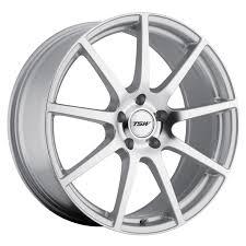 Interlagos Alloy Wheels By Tsw