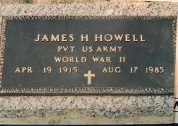 James Hector Howell (1915-1985) - Find A Grave Memorial