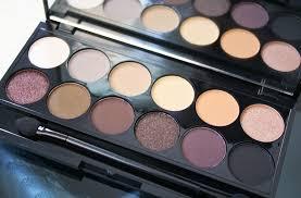 sleek i divine eyeshadow palette 601 au naturel