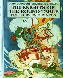 dustwrapper of the 1st edition hardback ilrated by t h robinson