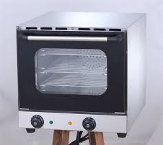 electric countertop convection steam oven commercial bakery equipment