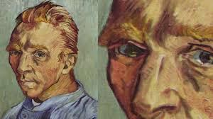 3 vincent van gogh s self portrait without beard