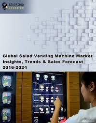 Vending Machine Industry Trends Custom Global Salad Vending Machine Market Industry Analysis Size Trends
