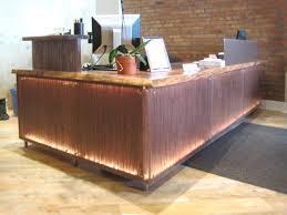 commercial reception areasreception desksmodern