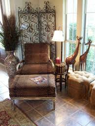 african style furniture. African Interior Design Style. Ottoman In The Antourage Style Furniture N