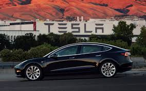 Tesla Posts Loss, Boosting Pressure to Speed Output of Model 3 - WSJ