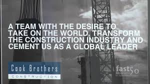 Cook Brothers Construction - YouTube