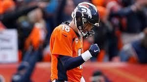 peyton manning broncos. Peyton Manning Of The Denver Broncos Celebrates After Peyton Manning Broncos 2