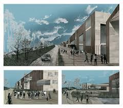 Афиша Город Архитекторы Архив  Многофункциональная зона на Рублевском шоссе дипломная работа проект застройки территории напротив luxury village Я проектировала жилую часть