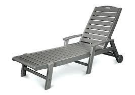 outdoor plastic sun lounger swimming
