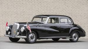 Low-mile Mercedes-Benz 300 'Adenauer' to cross the block | Autoweek