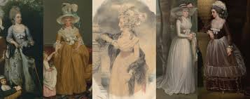 Just How Fashionable Are Poldark S Ladies Part 1 Frock Flicks