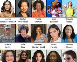 Net Worth, Self Worth, Impact! – Voice and Visibility Women's Summit