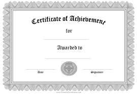 Formal Certificates 15 Formal Certificate Templates Certificate Templates