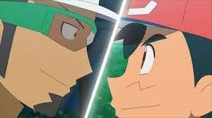 Pokemon Images: Pokemon Sun And Moon Anime Ash Vs Gladion