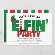 Guidelines on invitation wording for parties. Funny Christmas Invitations Zazzle