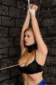 Bondage and discipline slave