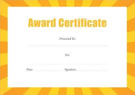 School Certificates Pdf | Oakandale.co