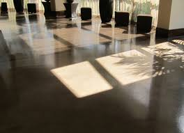 office flooring. protective coatings polished concrete urethane cement airplane hanger flooring fire department veterinary office hotel