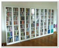 bookcase with sliding glass doors bookcase ng glass doors bookcases with about remodel interior design ideas