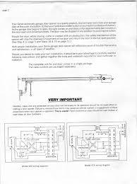 garage doors genie intellicode garageoor opener manual at wiring new door diagram