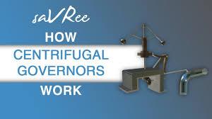 Centrifugal Governor Design Animated Centrifugal Governor Savree