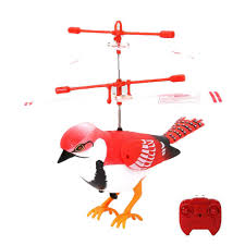 Helicopter Red Green Lights Amazon Com Yeawooh Remote Eletric Mini Bird Flying