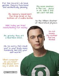Big Bang Theory Quotes Simple The Funniest Quotes From The Big Bang Theory