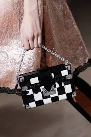 louis vuitton bags 2017 black. louis vuitton black/white checkered petite malle bag - fall 2017 bags black t