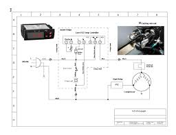 kegerator wiring diagram kegerator wiring diagrams cars temperature controller ts 2 install finally